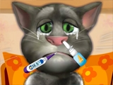 Talking Tom Flu Doctor