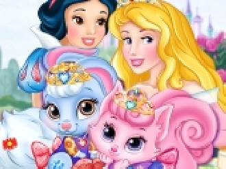 Disney Princess Pets Playdate