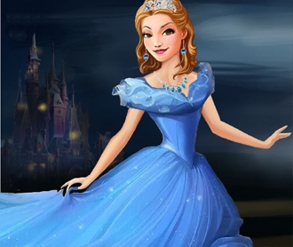 New Cinderella's Dresses