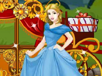 Cinderella's Carriage Design