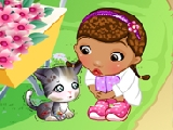 McStuffins And Stray Kitten