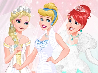 Disney Princess Wedding Festival
