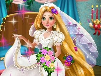 Rapunzel's Perfect Wedding
