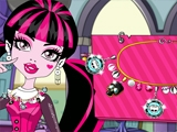 Monster High Design Necklace