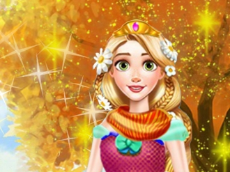 Rapunzel Princess of the Fall