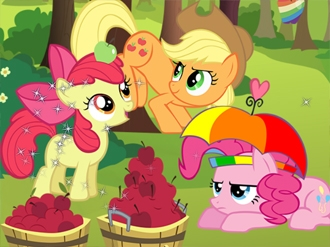 Applejack Apple Challenge
