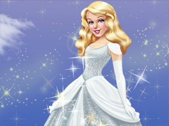 Cinderella Ball Night Dress Up