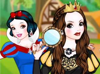 Snow White: Good Apple VS Bad Apple
