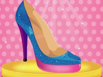 Barbie shoes design cute games png 330x247 Barbie wedding shoes 3fca6d176