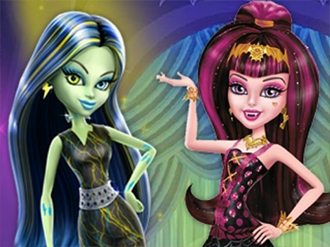 Monster High Furry Fashion