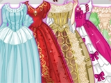 Royal Princess Gowns