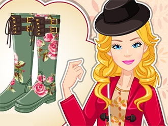 Ellie Autumn Wellies