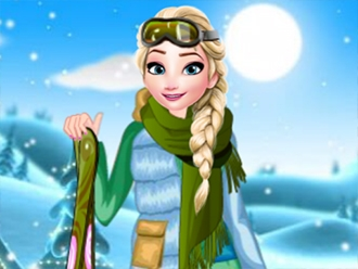Elsa Winter Adventure