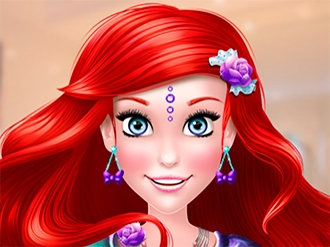Ariel's Perfect Look