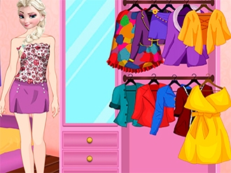 Elsa Spring Outfits