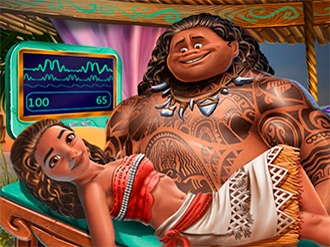 Moana Resurrection Emergency