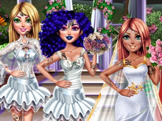 Diva Wedding Dress Up
