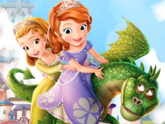 Sofia The First Fun Time