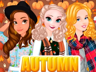 Autumn Ladies Cozy Trends
