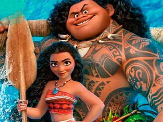 Moana Amazing Game