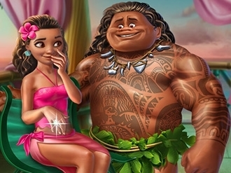 Moana's Perfect Proposal