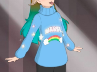 Mabel Dress Up