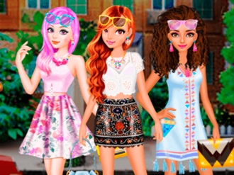 1001 pelit summer dress up