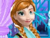 Frozen Anna's Makeup
