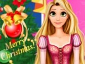 Rapunzel's Christmas Room