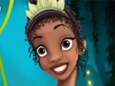 Princess Tiana Spa Makeover