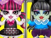 Monster High Draculaura N Frankie
