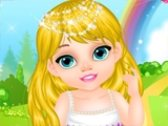 Fairytale Baby: Rapunzel Caring