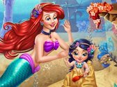 Ariel and Her Baby