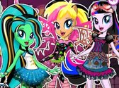 Equestria Girls In Monster High