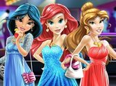 Disney Princesses Going to Prom