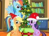 My Little Pony Christmas Disaster