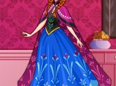 Frozen Anna Classic Fashion