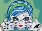 Baby Ghoulia Great Manicure