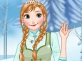Frozen Anna Autumn Makeover