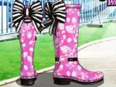 Stylish Rainboots