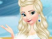 Elsa Winter Makeup