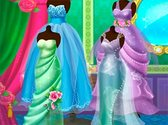 Princesses Bride Competition