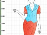Fashion Studio - Air Hostess Outfit