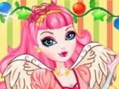 Ever After High Christmas Room
