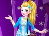 Princess Elsa School Prep