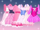 Pink Princess Dress Up