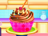 Princess Make Cupcake
