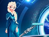 Elsa Fashion Time Travel