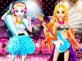 Princess Rock Star Party