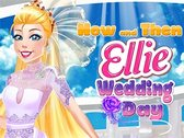 Now And Then: Ellie Wedding Day